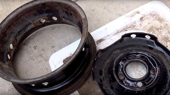 Old School Tech ~ How To Reverse Steel Wheels