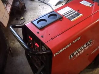 Replacing a Millermatic 250 ~ Lincoln 256 Power MIG Welder Review