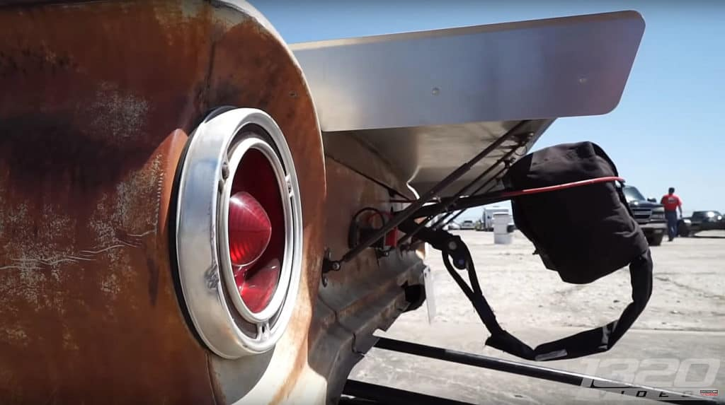 Rusty Ford Falcon With a WHOLE Lot of POWER