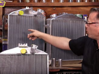 Tech Talk ~ Hot Rod Aluminum Radiators with Speedway