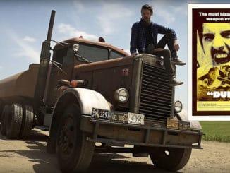 The Duel Peterbilt Movie Truck