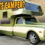 The Ultimate Race Camper ~ Big Block and Fridge Included
