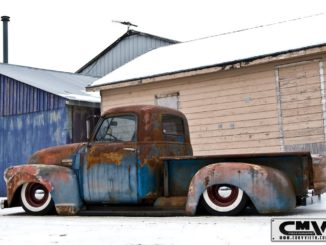 Time Lapse: Air-Bagged 1953 Chevrolet 3100 Build
