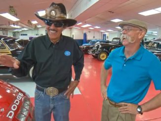 Tour Richard Petty's Car Collection with Dennis Gage