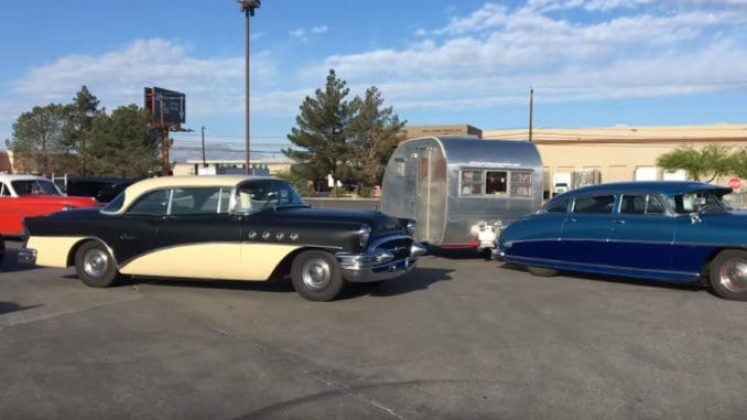 Viva Las Vegas Rockabilly Lost Roll-In 2018