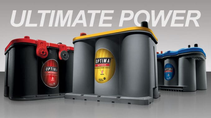 What's the Difference Between Red, Yellow and Blue Top Optima Batteries?