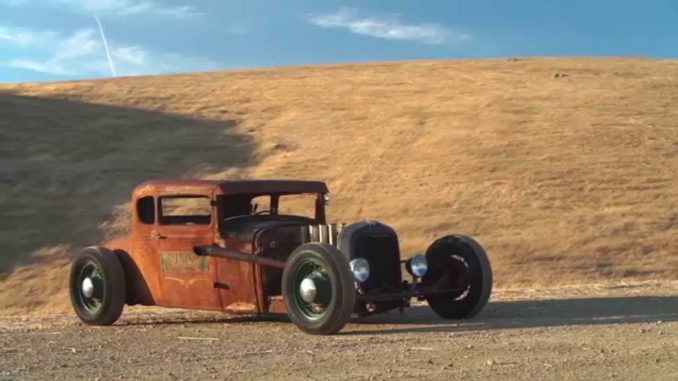 You Must Drive This Rat Rod