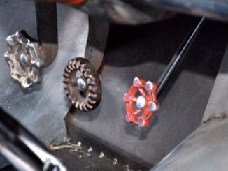Rat Rod Ideas: Pedals, Gauges and Mirrors