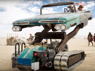 16 Mutant Vehicles That Define Crazy