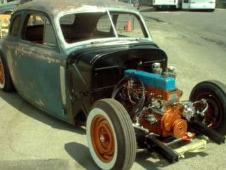 1940 Chevrolet Special Deluxe Coupe Hot Rod Build