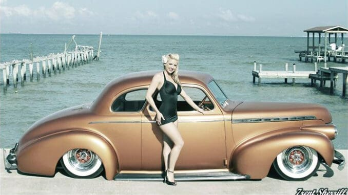 1940 Chevrolet Restyled by Gambino Kustoms