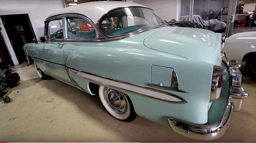 1954 Chevy Bel Air ~ Before