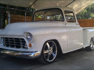 1955 Chevy Truck Rebuild ~ Two Year Backyard Step-by-Step