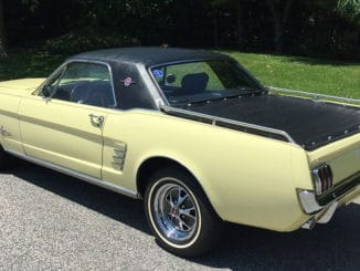 1966 Ford Mustero ~ True Story of the Mustang Pickup