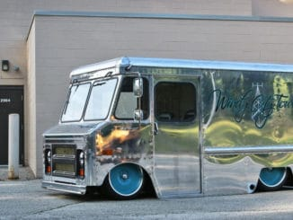 1970 Chevy P10 Step-Van to LS-Powered Bread-Box