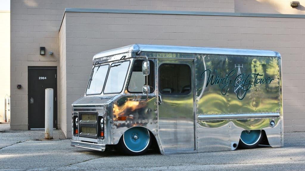 1970 Chevy P10 Step Van To Ls Powered Badass Bread Box Build