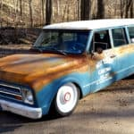 1972 Chevrolet C10 Suburban Restomod Build