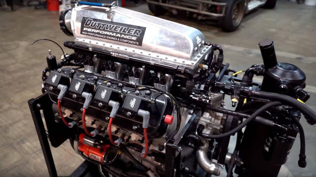 2,600 HP Speed Record Crusher LS Engine
