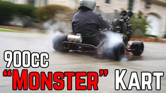 70+ HP Ducati 900cc Death Machine Shifter Kart