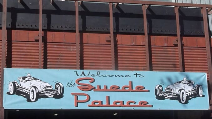 70th Annual Grand National Roadster Show ~ Suede Palace