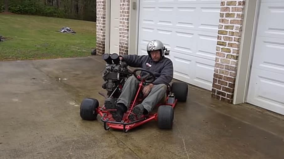 900cc Ducati Powered 70 Horsepower Shifter Go Kart