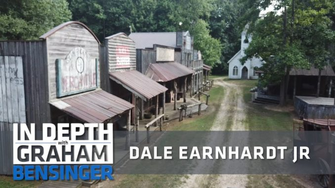 A Tour of Dale Earnhardt Jr.'s Property