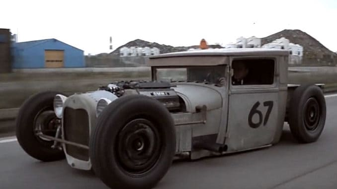 BMW Powered 1928 Ford Model A