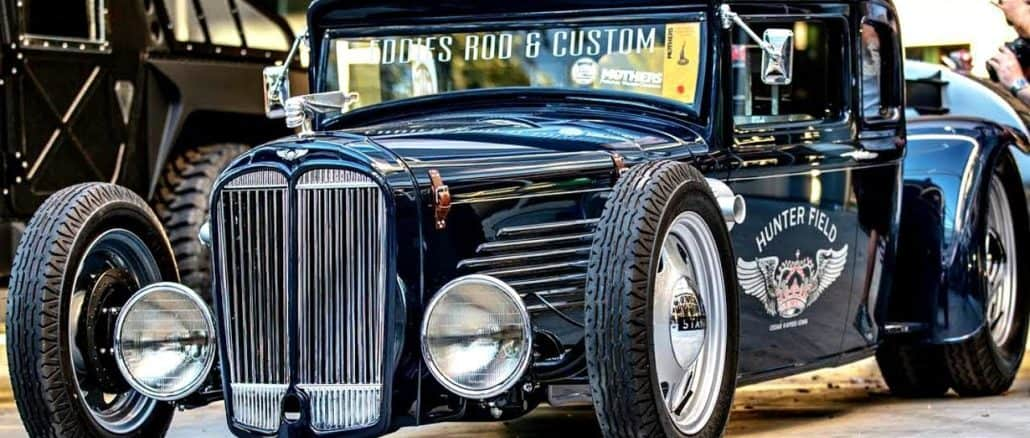 Custom 1932 Willys Aircraft Refueling Truck Build