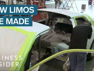 Cut and Stretch ~ How Limos Are Made