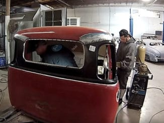 DIY 1947-53 Chevrolet Truck 3 to 5 Window Conversion