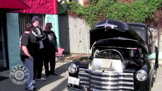 Danny Trejo's 1952 Chevrolet 3100 Pickup