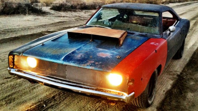 Dirt Cheap Rat Rod 1968 Charger Build-up and Thrash