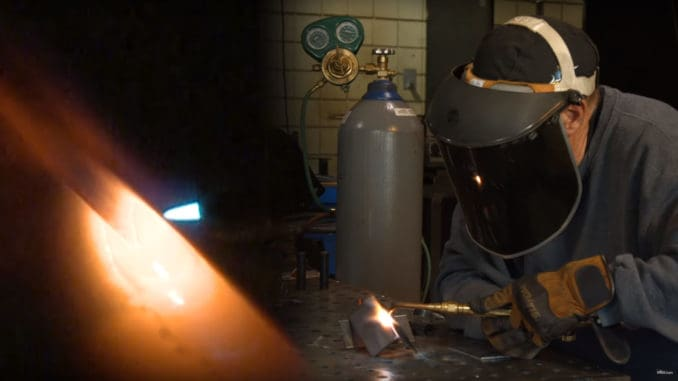 Gas Welding Technique