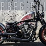 Harley FatBoy ~ Ultimate Bobber Build Timelapse