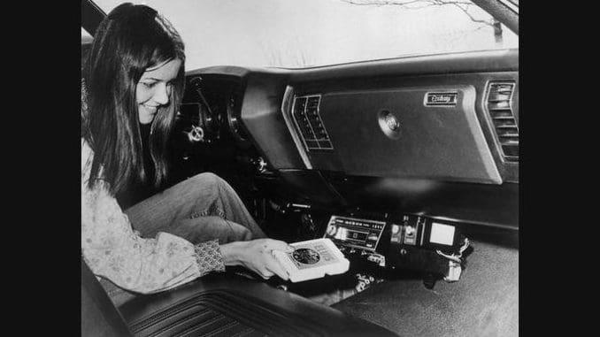 How The 8-Track Tape Player Revolutionized Music Listening