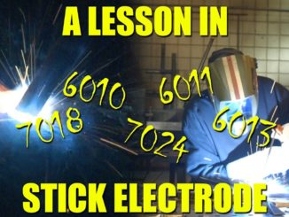 How To Choose the Right Stick Electrode