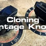 How To Clone Vintage Knobs
