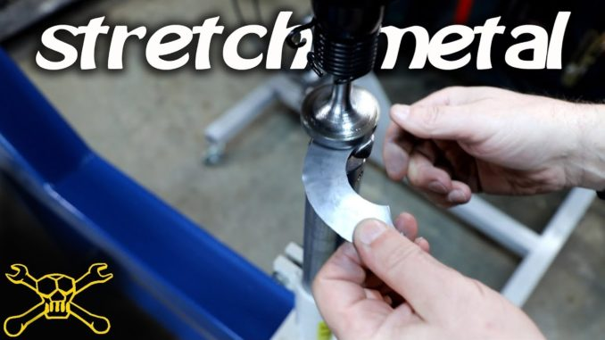 How To Make Tools To Stretch Sheet Metal
