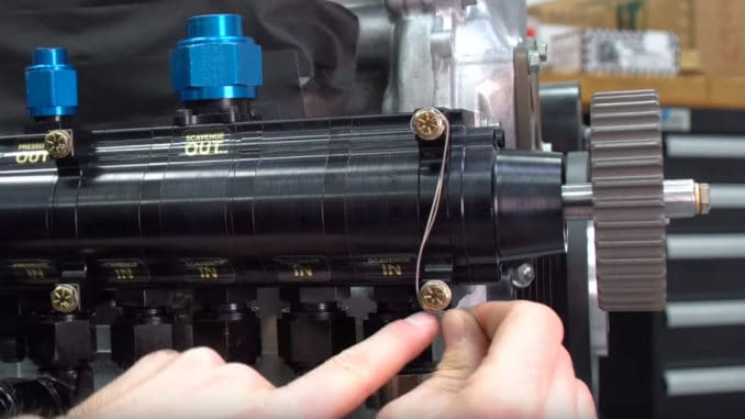 How To Safety Wire Bolts