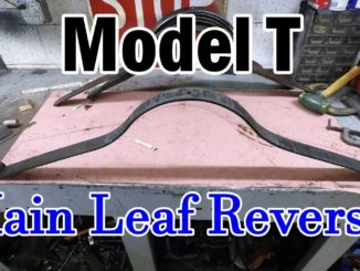 How to Reverse the Main Leaf of a Leaf Spring