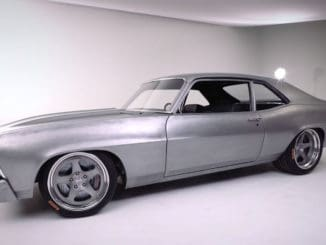 Joe Rogan's New 1969 Nova ~ Metal Work and Body Design