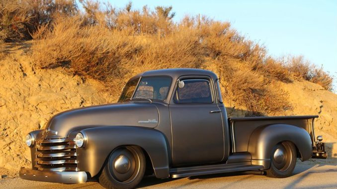 Jonathan Ward's ICON Chevy Thriftmaster Truck