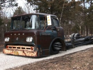Junk Yard Rescue - 1958 Ford Cabover Truck