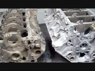 Old School Small Block Chevy 350 vs LS1 Comparison