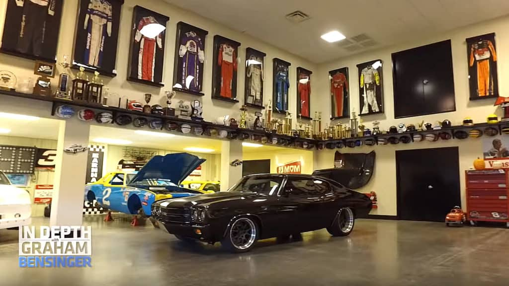 Original JR Motorsports Shop