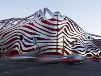 Petersen Automotive Museum Los Angeles CA