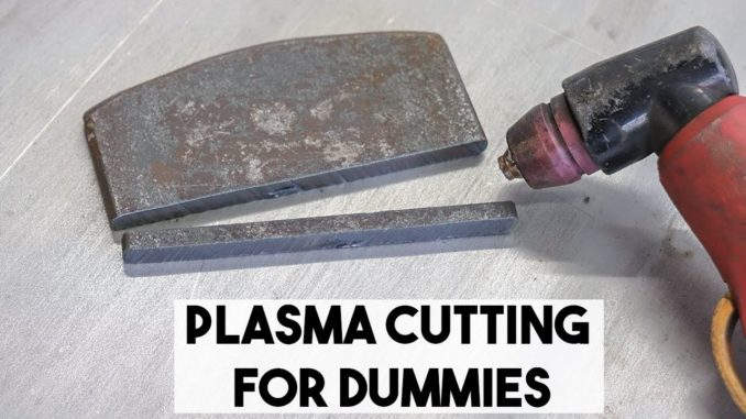 Plasma Cutting Tips and Tricks for Beginners