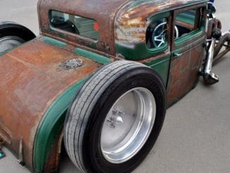 Rat Rod Ideas - Rims and Tires