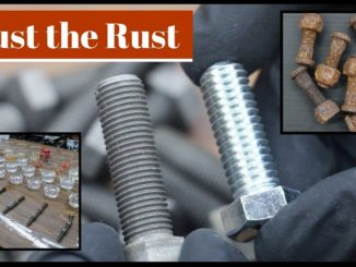 Rust Busters ~ Penetrating Fluid Rust Prevention Showdown