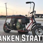 Twin Engine Rat Rod Mini Bike Build